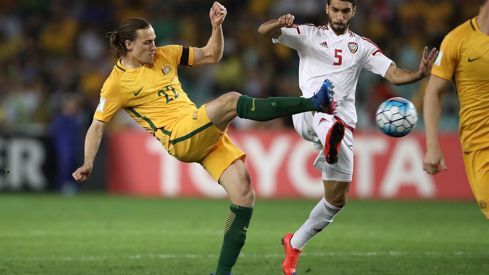 Ange: No Mooy, No Rogic, no worries
