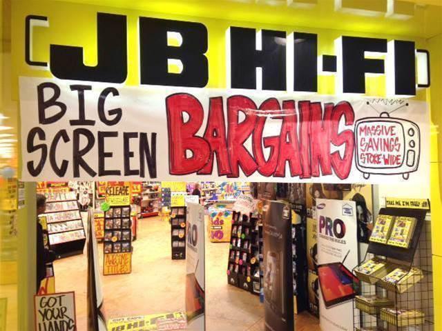 JB Hi-Fi posts record profit after Good Guys buyout