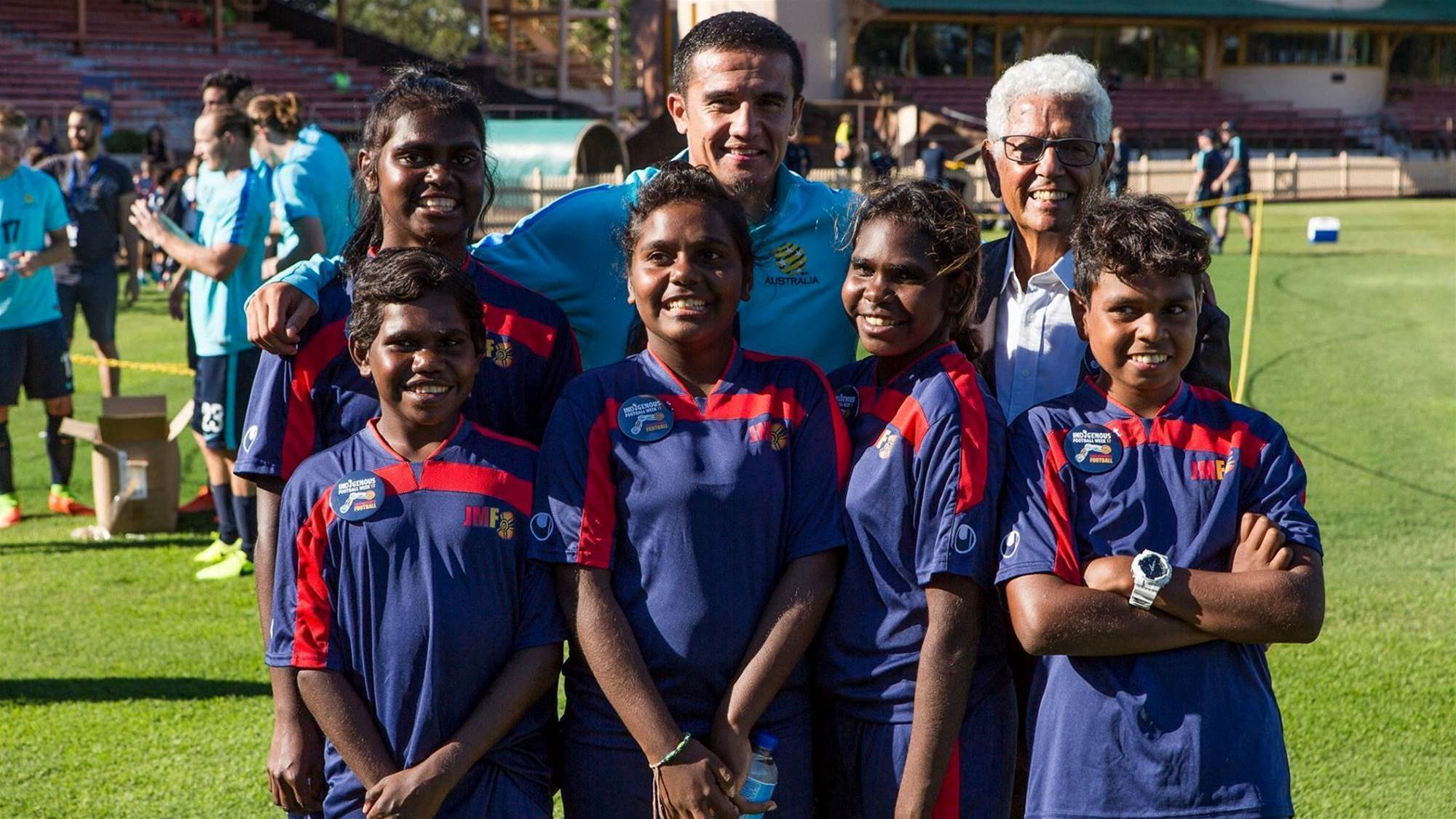 Documentary highlights Indigenous football
