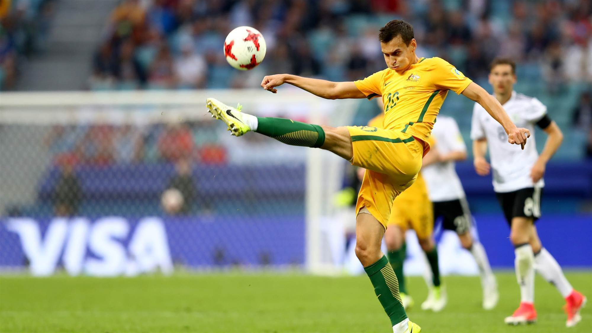 Sainsbury: Socceroos close to 'doing something special'