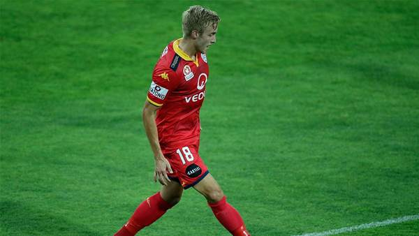 Jeggo eyes Socceroo debut