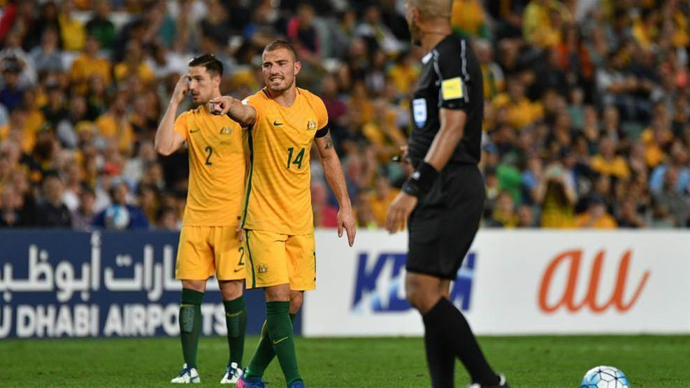 Troisi's 'statement' to Ange...