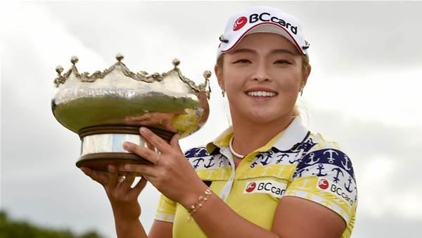Ha Na Jang returning to defend Women's Australian Open