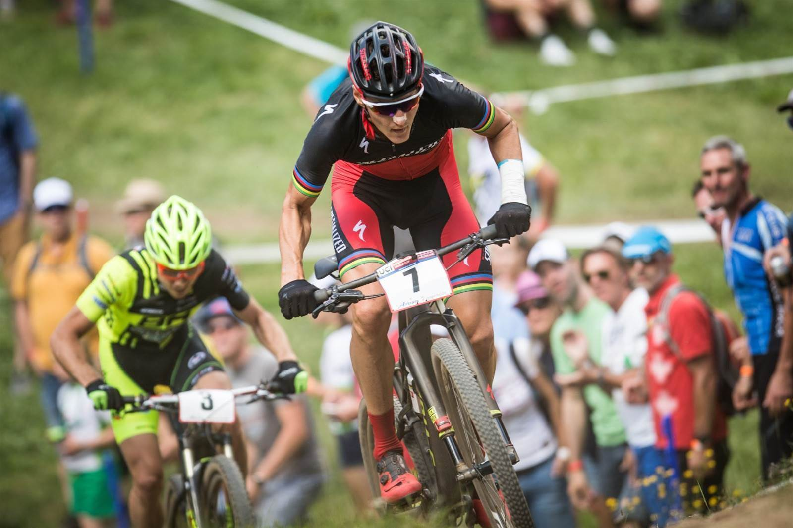 The UCI World Cup comes to Stellenbosch