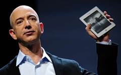 How peeved is Amazon at HP-Workday deal?