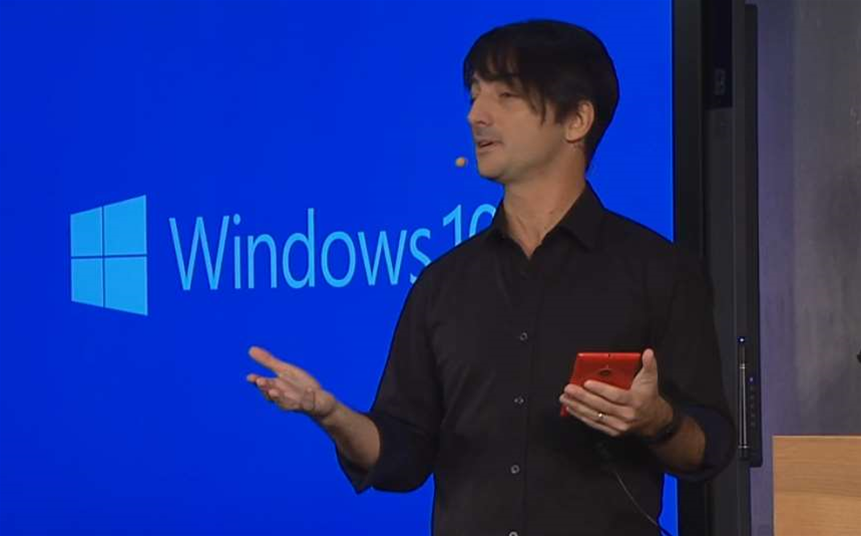 Windows 10 preview for smartphones released