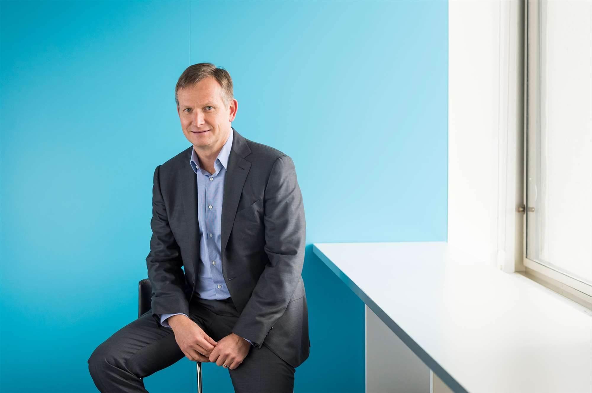 SAP hires new Aussie chief