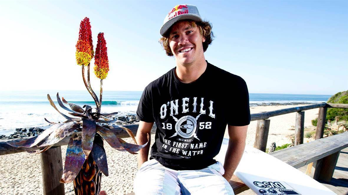 J-Bay | Looking Back At Jordy's First Win