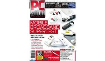 New magazine and iPad issue! Which mobile broadband is the best for speed and price?