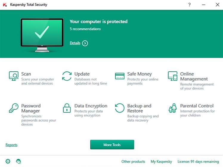 Kaspersky 2017 brings VPN, better adware blocking/ removal