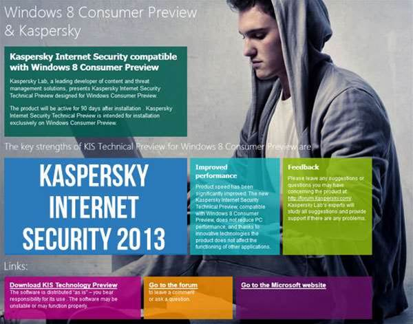 Kaspersky Internet Security 2013 introduces exploit prevention, safer online banking technologies