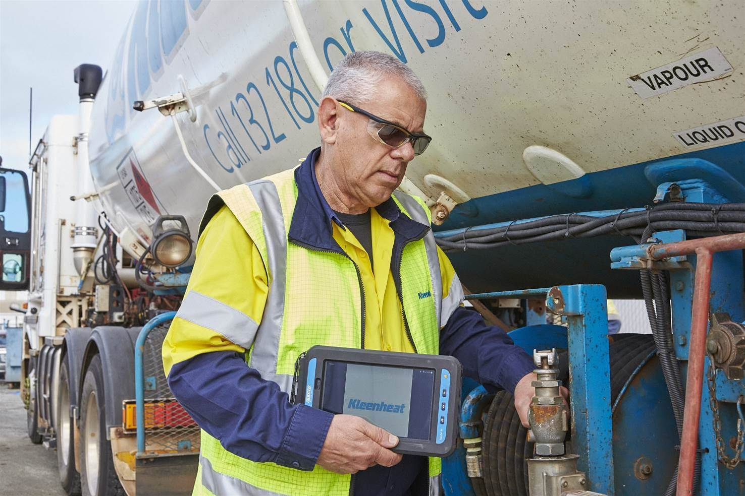 How IoT and an Android app streamline LPG deliveries