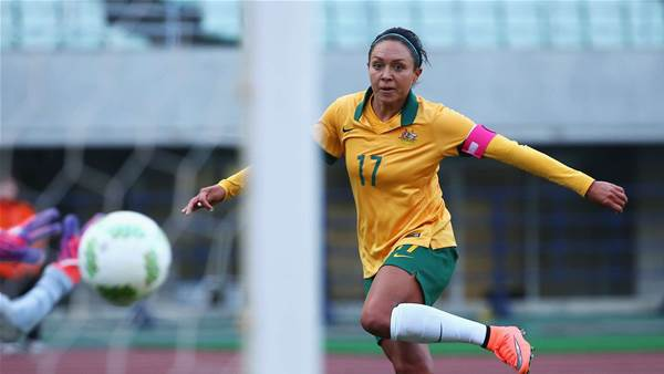 Matildas set for youthful Canada