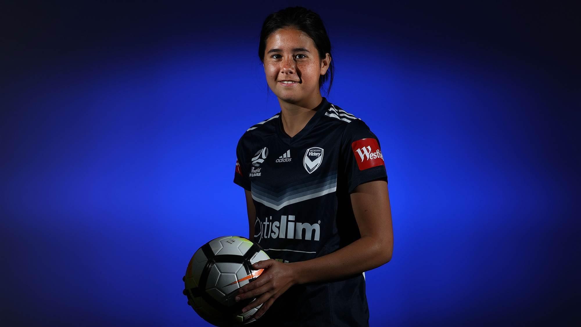 15-year-old's Matildas dream