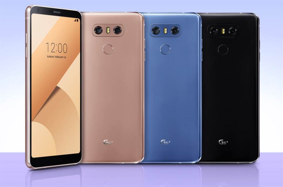 LG G6+ gets superior sound and a sizeable storage upgrade