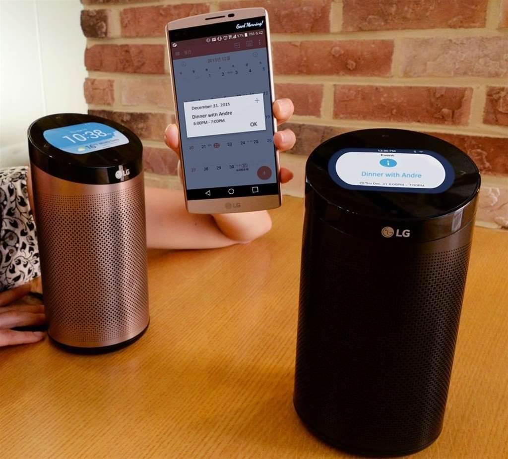 LG touts smart home IoT gateway at CES