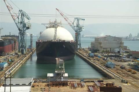 Virus hits Qatari natural gas giant
