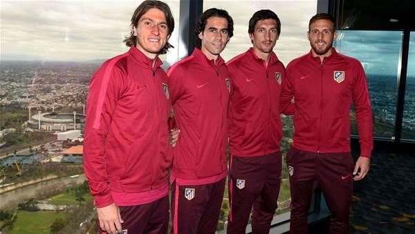 Filipe Luis and Tiago open to A-League