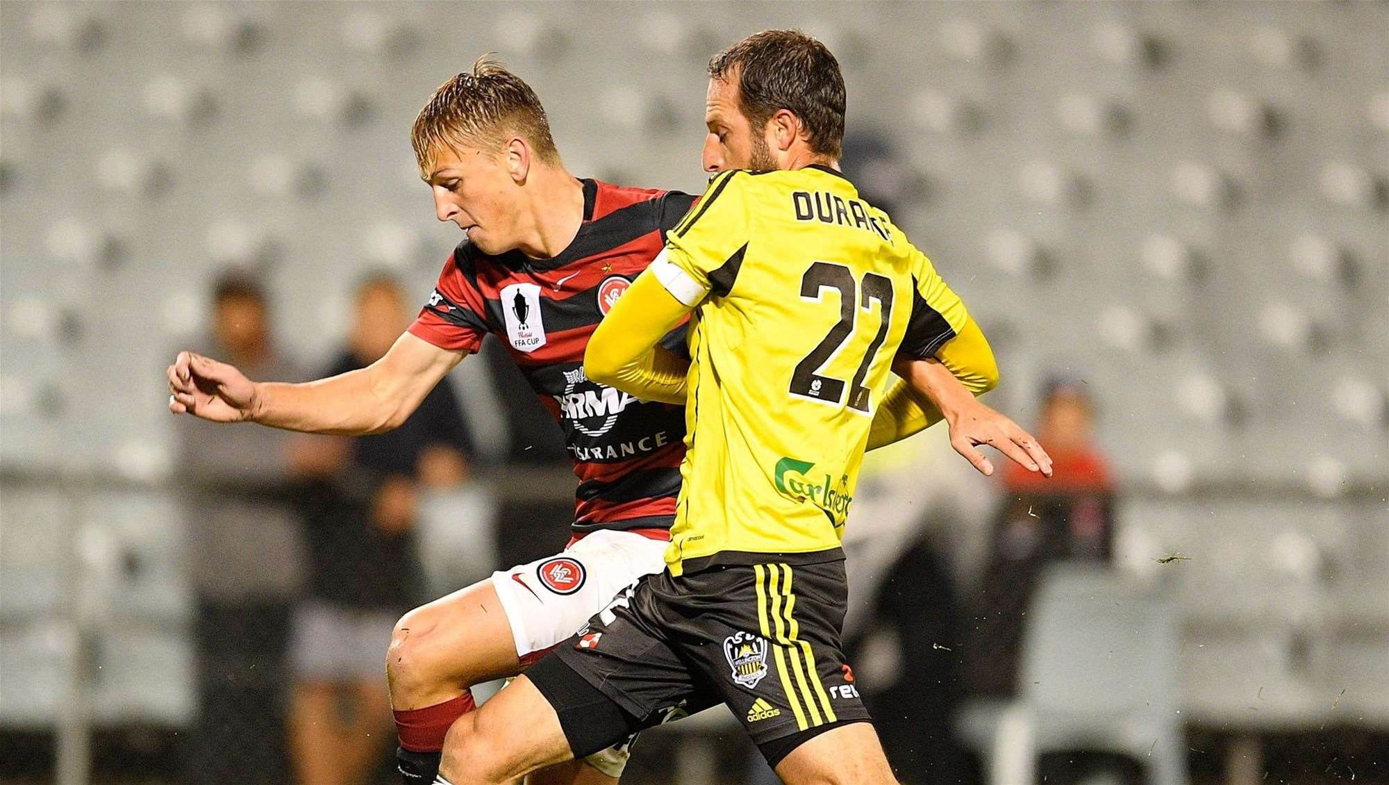 Great Scott: Wanderers Cup hero wants more