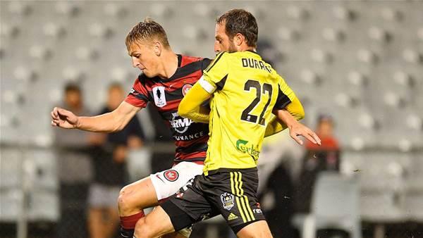 Great Scott: Wanderers Cup hero wants more