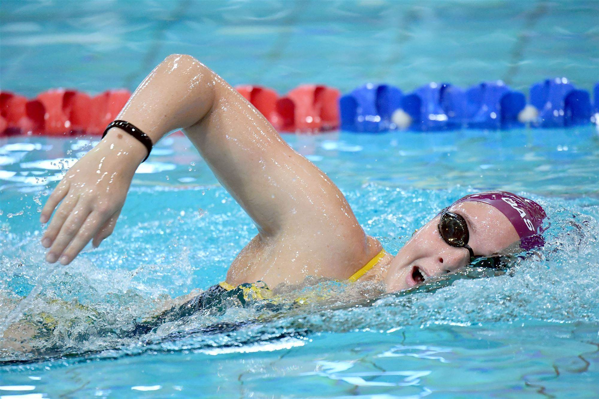 How wearables are helping Aussie swim teams