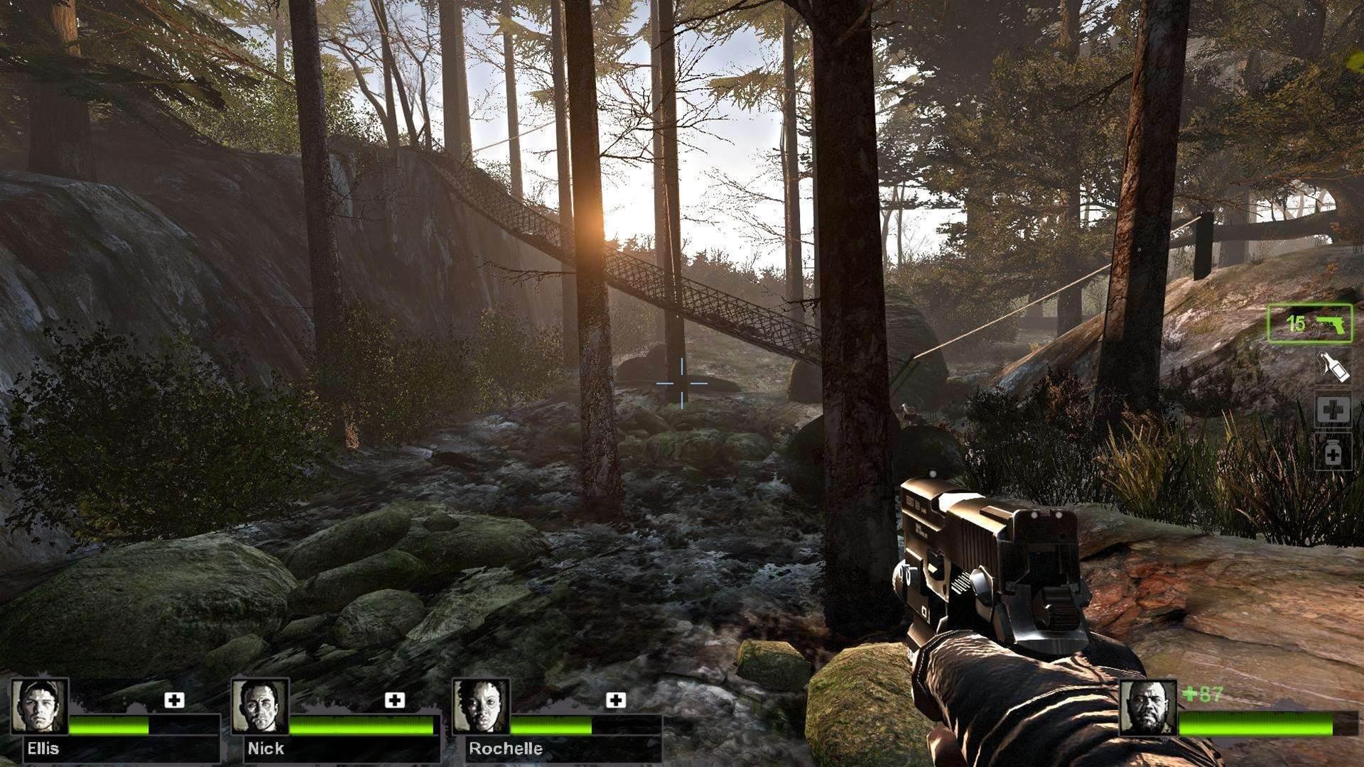 """Left 4 Dead 2 'Cold Stream' DLC official release offers """"surprises"""""""