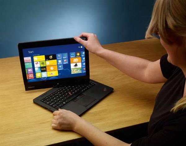 Lenovo ThinkPad Twist reviewed: a ThinkPad with a difference