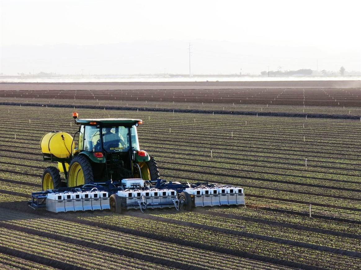 John Deere pays $380m for farmbot start-up
