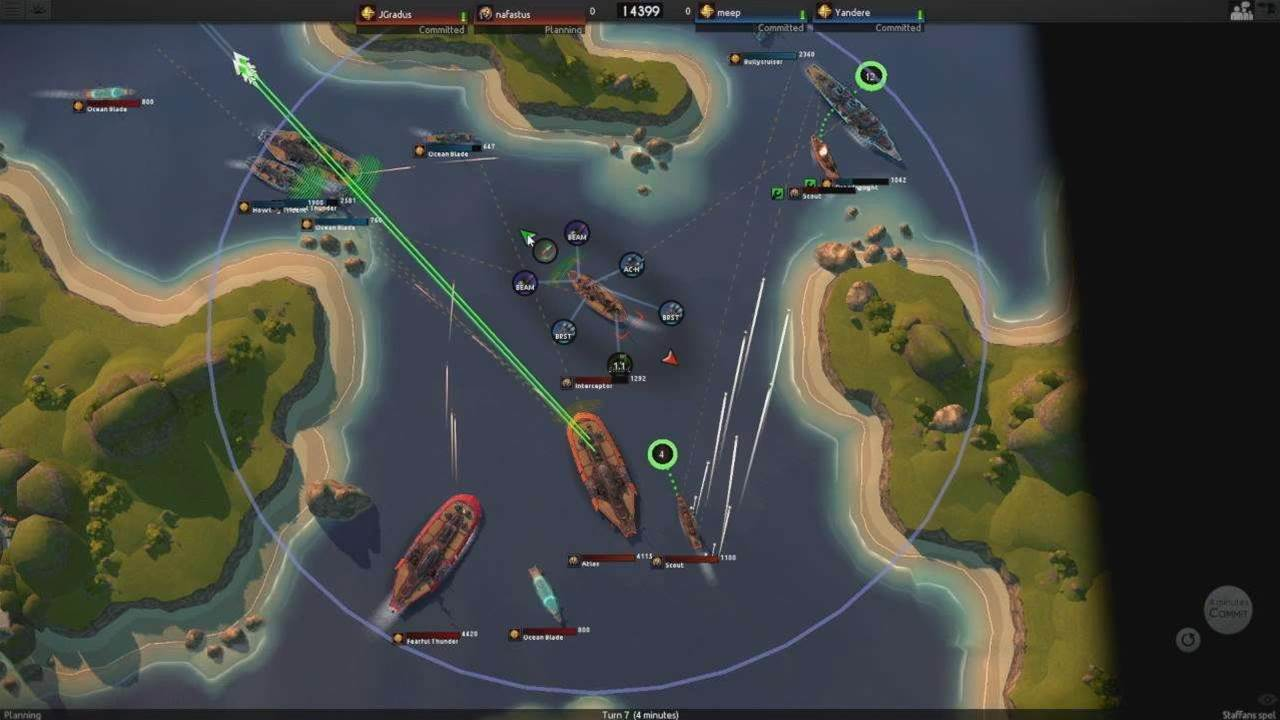 Review: Leviathan Warships