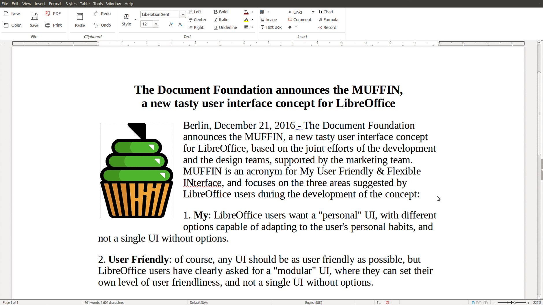 LibreOffice 5.3: big upgrade to free office suite