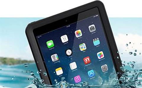 More waterproof cases iPads on sale