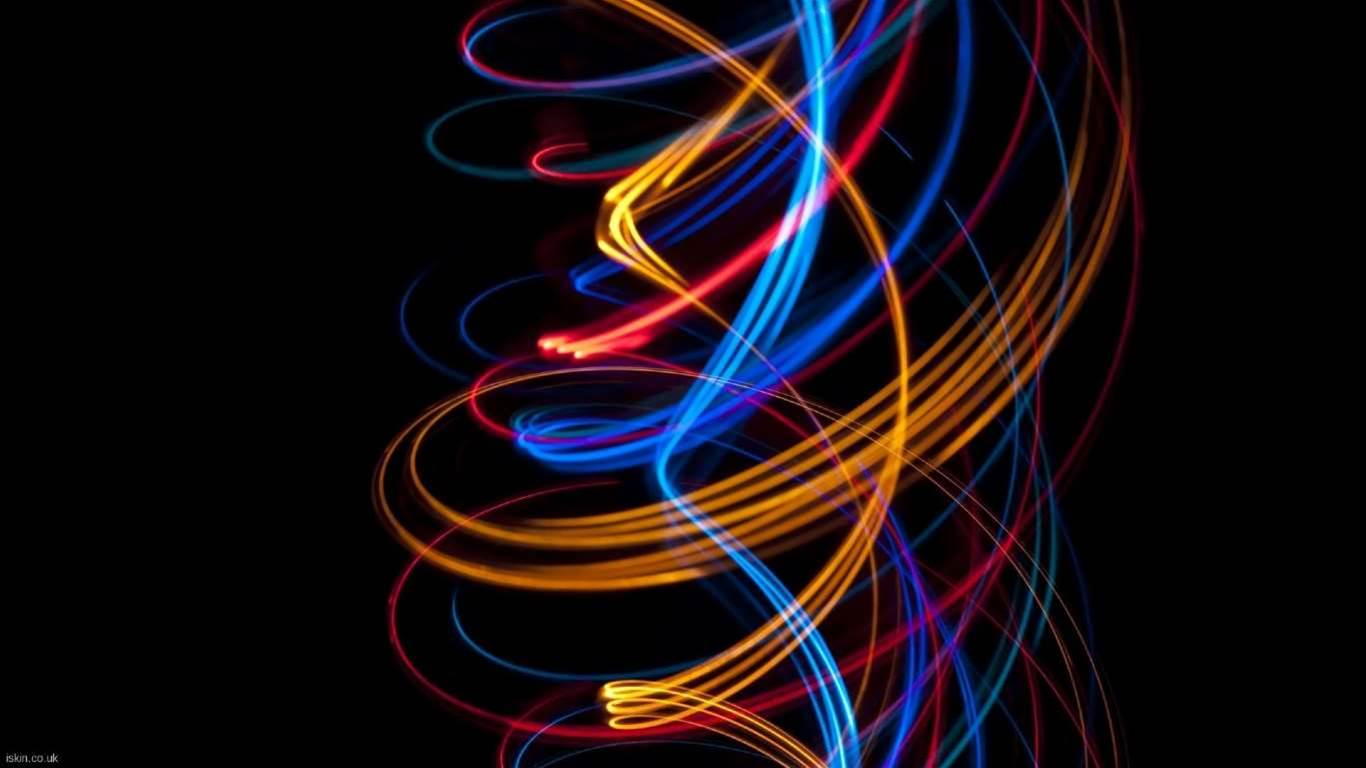 Twisted light could boost fibre speeds