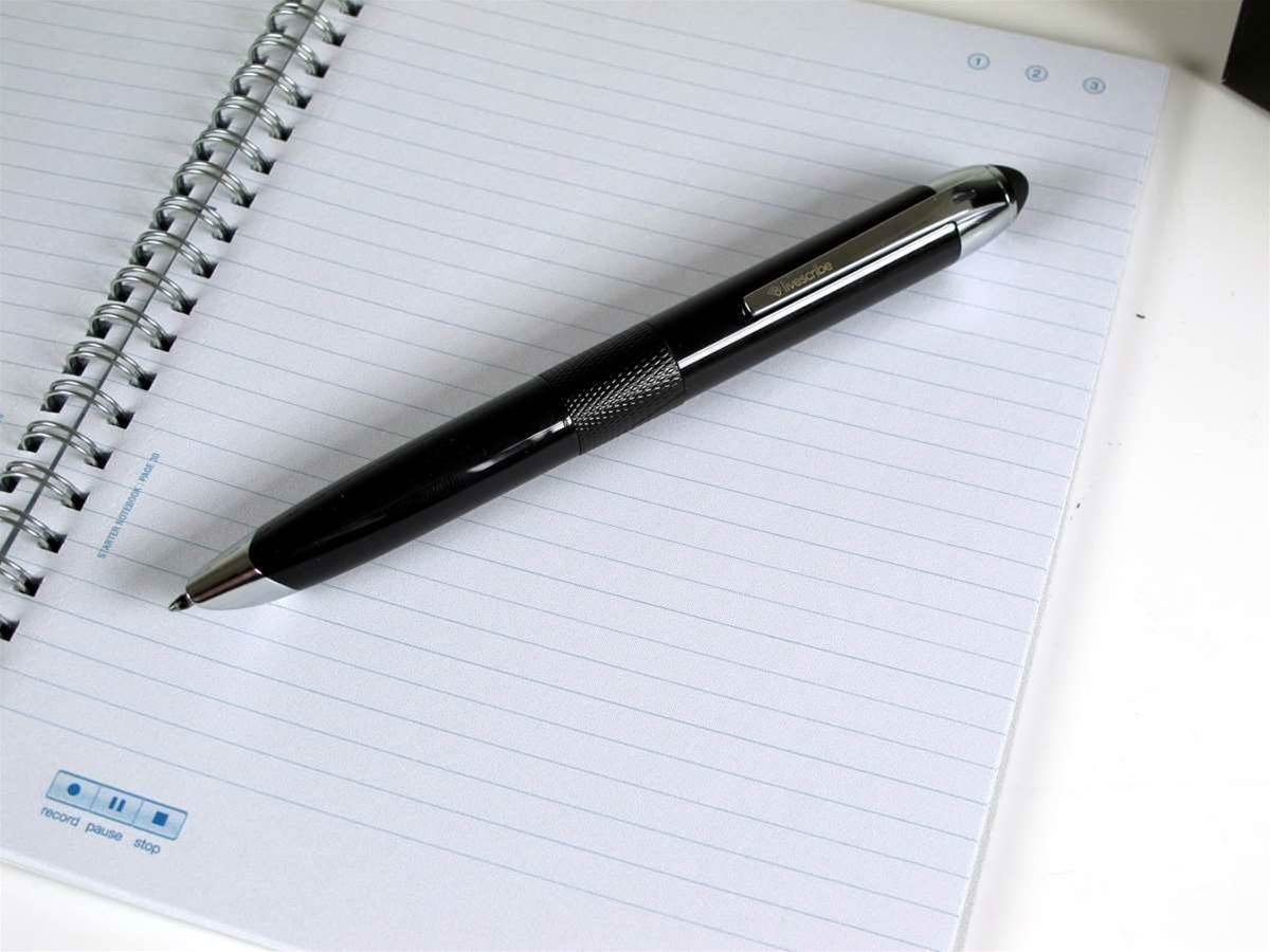 Livescribe unveils an iOS 7 focused third generation smartpen