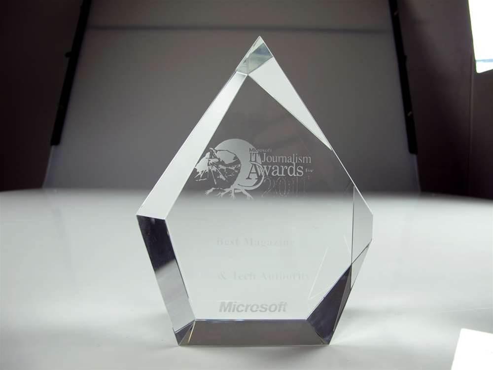 PC & Tech Authority wins Best Magazine award