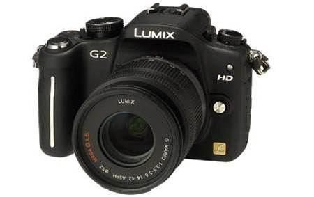 Reviewed: Panasonic DMC-G2, great camera but we'd recommend the Nikon D3100