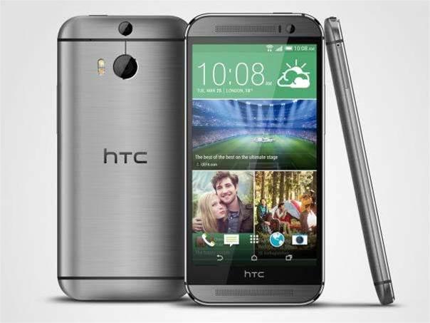 HTC One (M8) announced