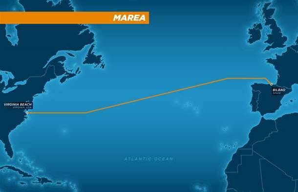 Microsoft and Facebook to build subsea cable