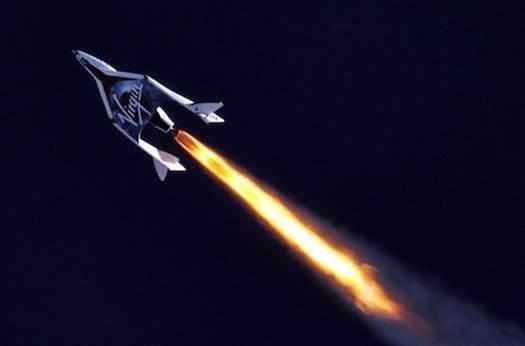 Space Tourism's Black Carbon Problem