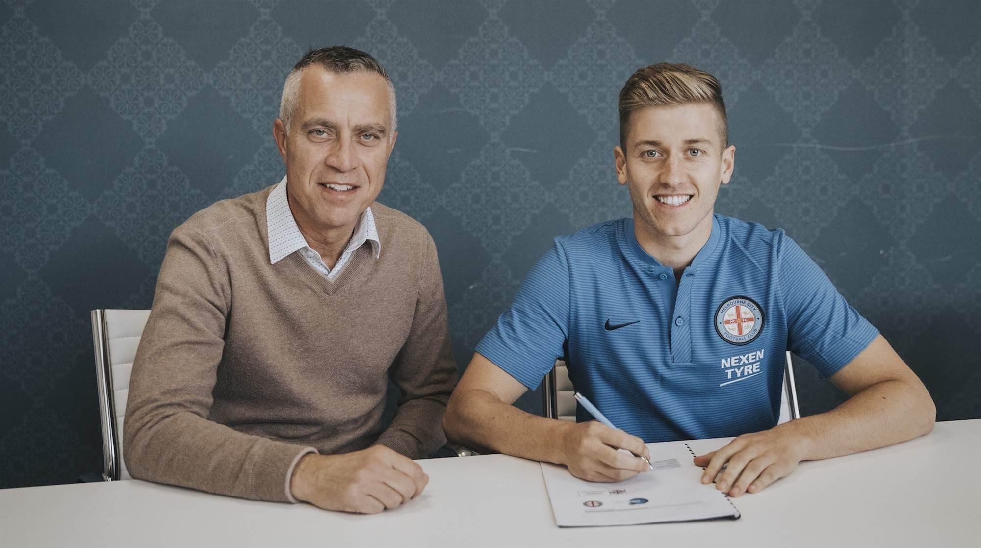 Mauk seals A-League return