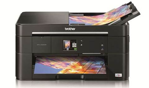 Brother has a new range of business inkjet printers