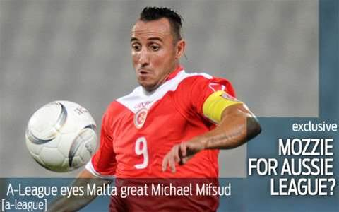 Maltese great Mifsud for A-League?