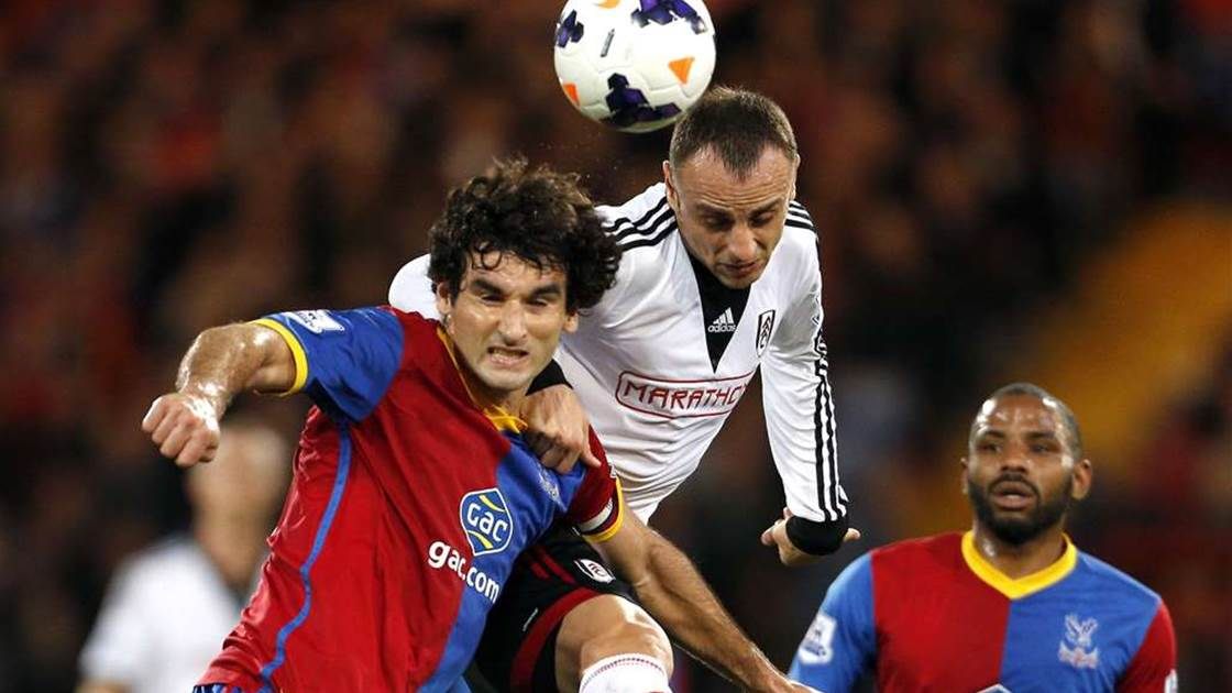Future Crystal clear for Mile Jedinak
