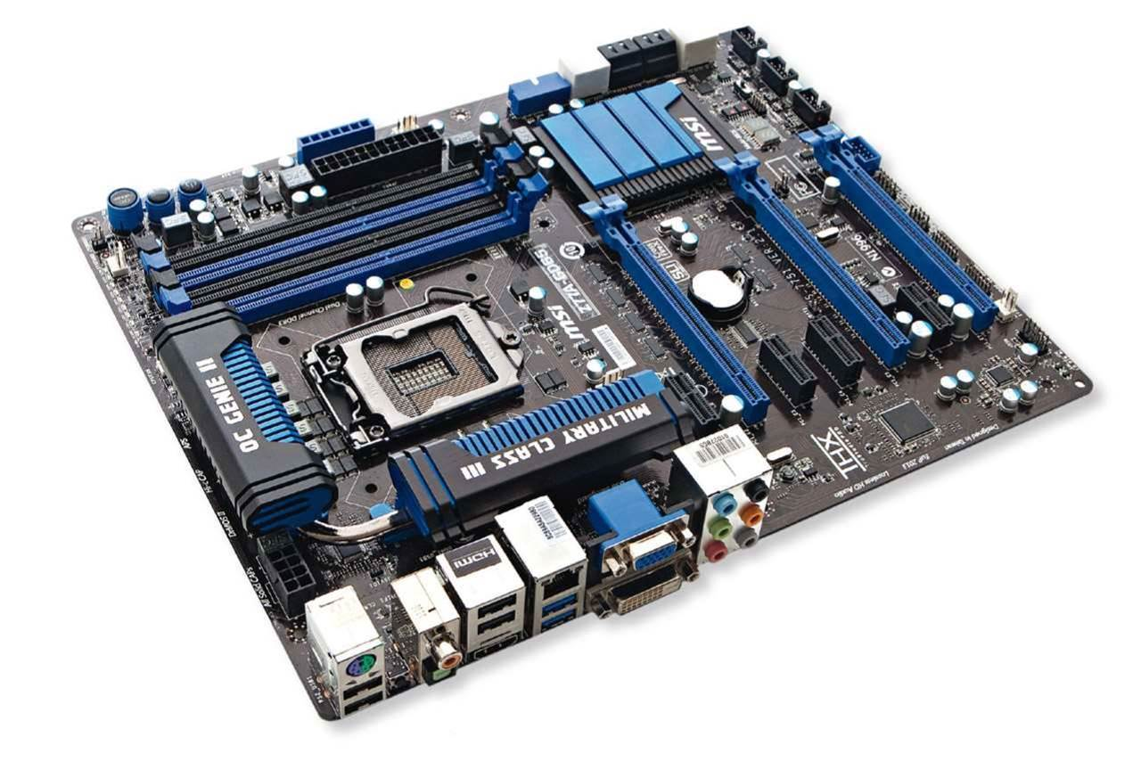 Intel Z77 Chipset Preview