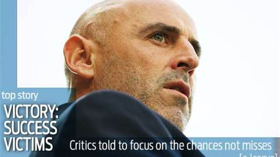 Muscat: Victory victims of their success