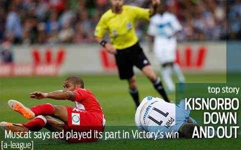 Muscat: Red card played a part in derby win