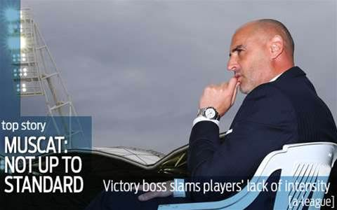 Muscat: Victory nowhere near good enough
