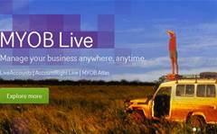 MYOB is offering LiveAccounts free for first three-months