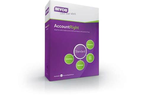 MYOB AccountRight's clever new trick