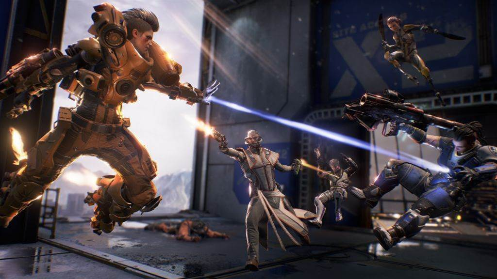 LawBreakers is coming to PlayStation 4 and PlayStation 4 Pro