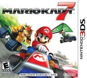 Mario Kart 7 - almost the perfect 3DS game!